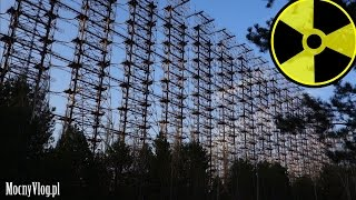 Oko Moskwy Duga-3 Steel Yard Radar System + Drone Fail - Czarnobyl Vlog #10
