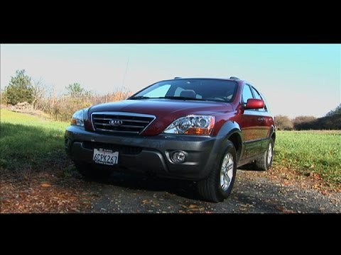 2003 2009 Kia Sorento Pre Owned Vehicle Review Youtube