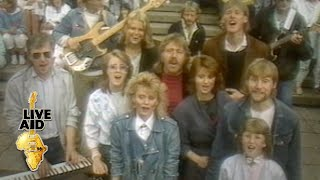 Norwegian Band Aid - All Of Us (Live Aid 1985)