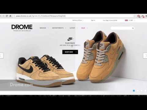 Hoxtons Top Favourite Places To Buy Trainers