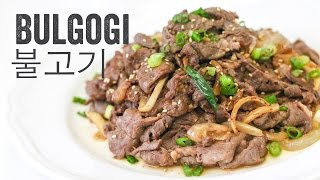 Bulgogi (Korean Marinated BBQ Beef: 불고기) Recipe : Season 4, Ep. 1 - Chef Julie Yoon
