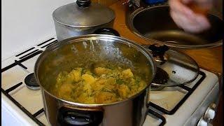 Как очень вкусно приготовить молодую картошку (за уши не оттянешь)