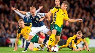 HIGHLIGHTS Scotland 1-1 Lithuania