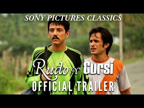 Rudo y Cursi   Official Trailer (2008)
