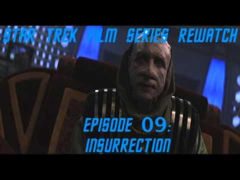 Star Trek Film Series Rewatch 09 - Insurrection