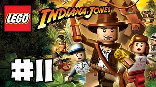 LEGO Indiana Jones - The Original Adventure - Part 11 -  Posioned! (HD Gameplay Walkthrough)