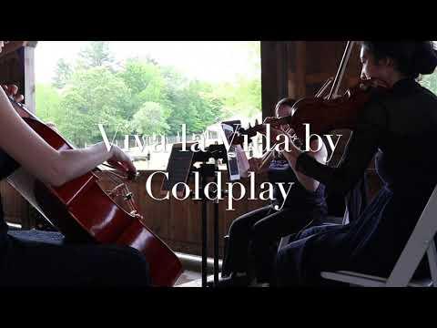 Blackstone Valley String Quartet and Ensembles Live