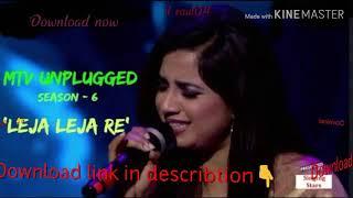 Ringtone ||leja leja re||shreya ghosal version|| download link available.mp3
