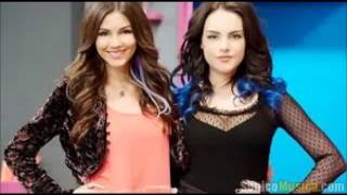 Victorious Take A Hint (Victoria Justice Ft. Elizabeth Guillies) Audio