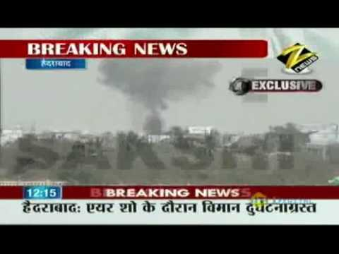 Bulletin # 3 - Navy plane crashes during Hyd air show; both pilots killed March 03 '10