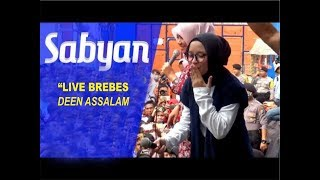 Gambar cover Nissa Sabyan LIVE Karangbirahi Brebes - Deen Assalam