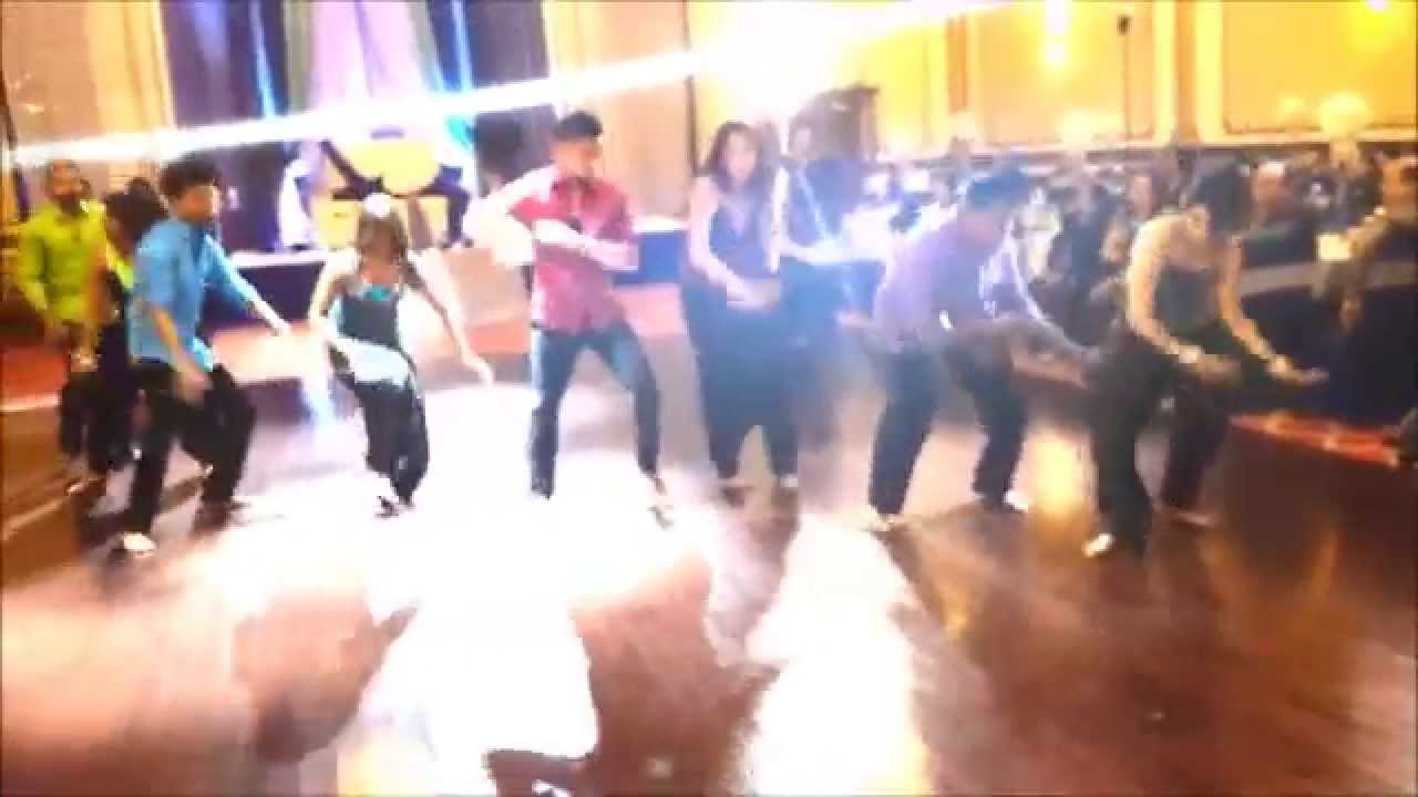 Rakesh and ritas th wedding anniversary dance performance