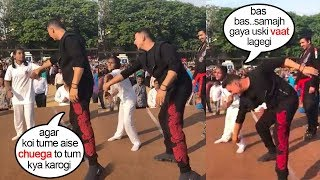 Akshay Kumar Gets Be@ten By A 9 yr Old Girl While in A Karate FIGHT