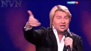 Николай Басков - ПЯТЬ МИНУТ.  (Эфир от 13.11.15г.)