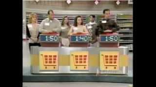 Supermarket Sweep (1994) | Matt & Kirstin vs. Denise & Gina vs. Tim & Patrick