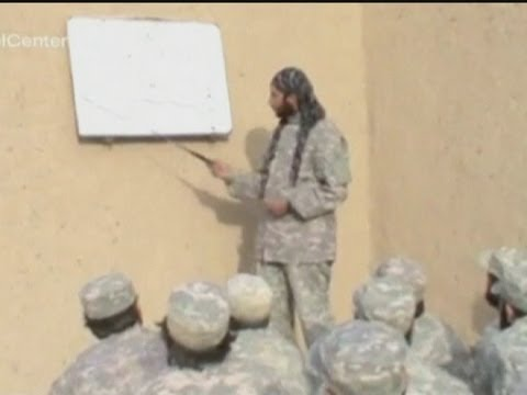 Taliban release Camp Bastion attack training video
