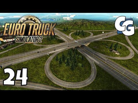 Euro Truck Simulator 2 - Ep. 24 - Blönduós to Reykjavík