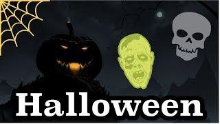 Хеллоуин. Поход за конфетами. Halloween |VLOG|