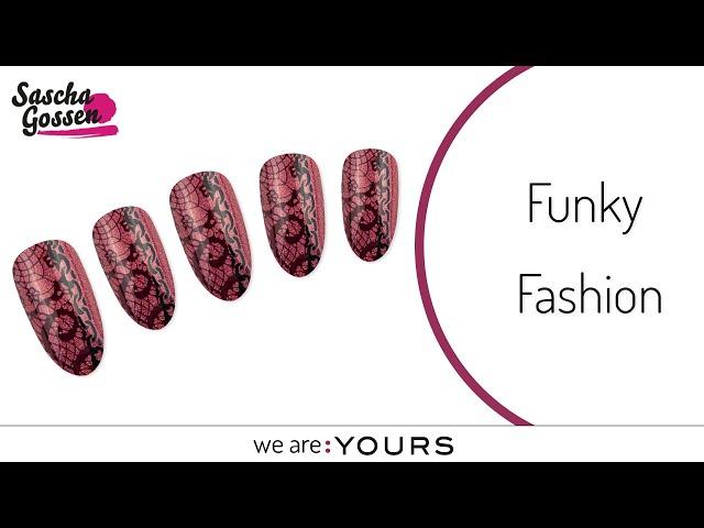 Focus on Fashion stamping design