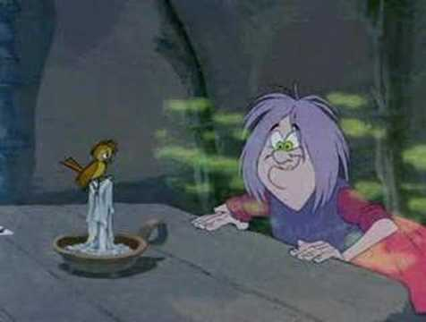 Download The Sword in the Stone - Mad Madam Mim