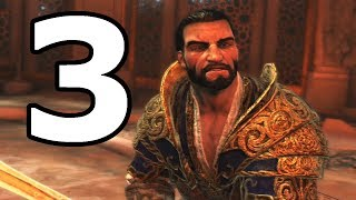 Prince of Persia The Forgotten Sands Walkthrough Part 3 - No Commentary Playthrough (PS3)