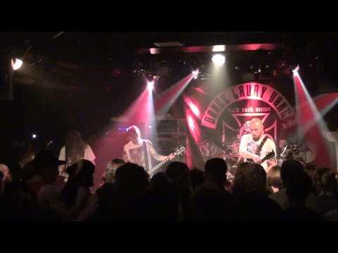 DANCE LAURY DANCE - Hellalujah release tour - MONTREAL - 22 mars 2014