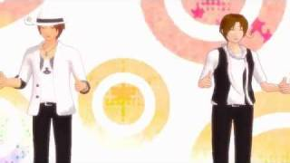 【APヘタリアMMD】伊兄弟でメ_ランコ_リック thumbnail