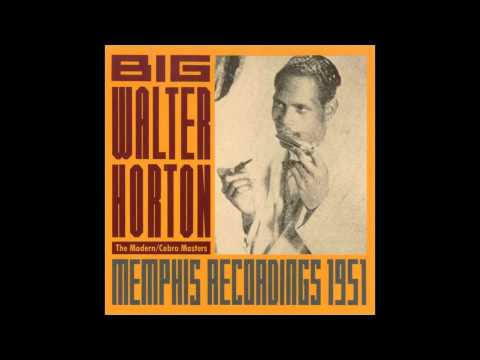 Walter Horton   Trouble In Mind mp3