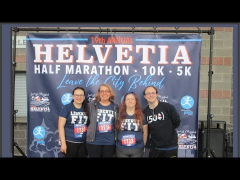 Helvetia 10k with Liberty Fit 2019