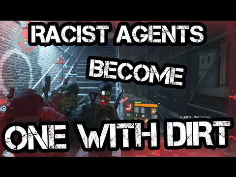 RACIST Trash Talkers BECOME #ONEWITHDIRT! & The Ultimate Sacrifice