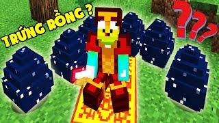 Minecraft Vua Rồng #23 : Thần Đèn Ấp Trứng Rồng Mặt Trăng