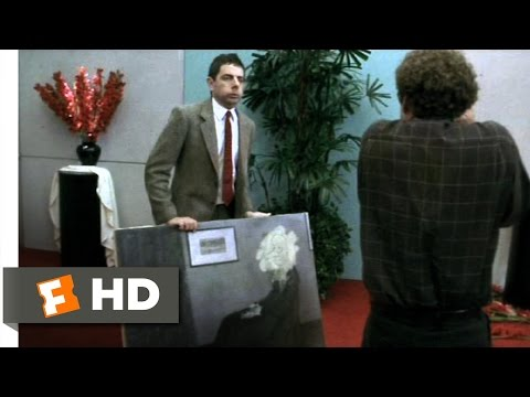 Bean (10/12) Movie CLIP - David Freaks Out (1997) HD