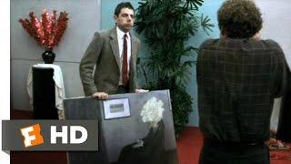 Bean (10/12) Movie CLIP - David Freaks Out (1997) HD