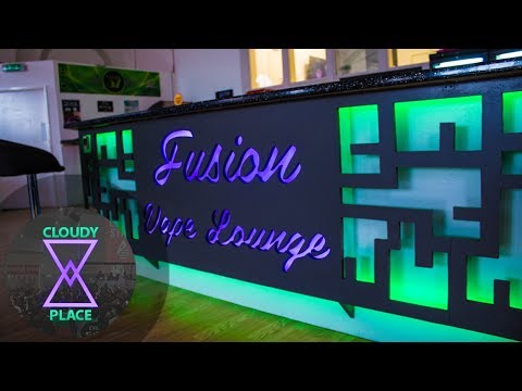 Fusion Vape Lounge Vape Expo