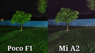 Poco F1 vs Mi A2 Camera Comparison | Mi A2 still Better ??