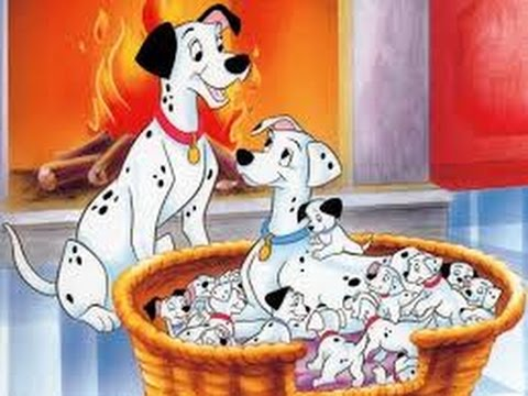 101 dalmatians | one hundred and one dalmatians 1961