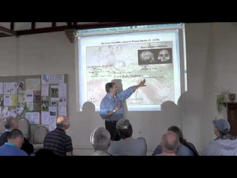 Flodden 1513: Introduction to Archaeology - Lecture 2a. 'Palaeolithic Europe'