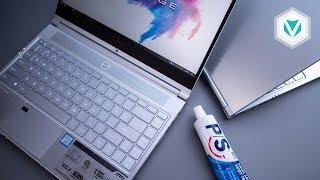 Laptop có Tản nhiệt Cực tốt - MSI Prestige PS42