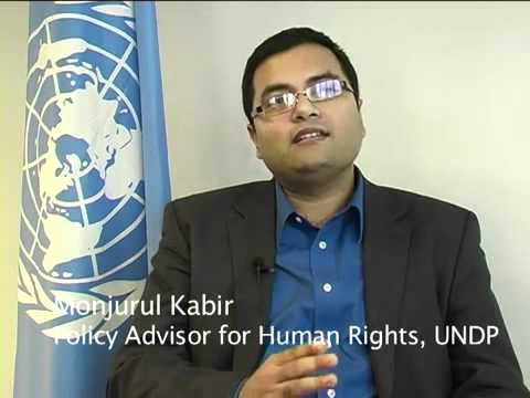 Monjurul Kabir on human rights in Europe and Central Asia