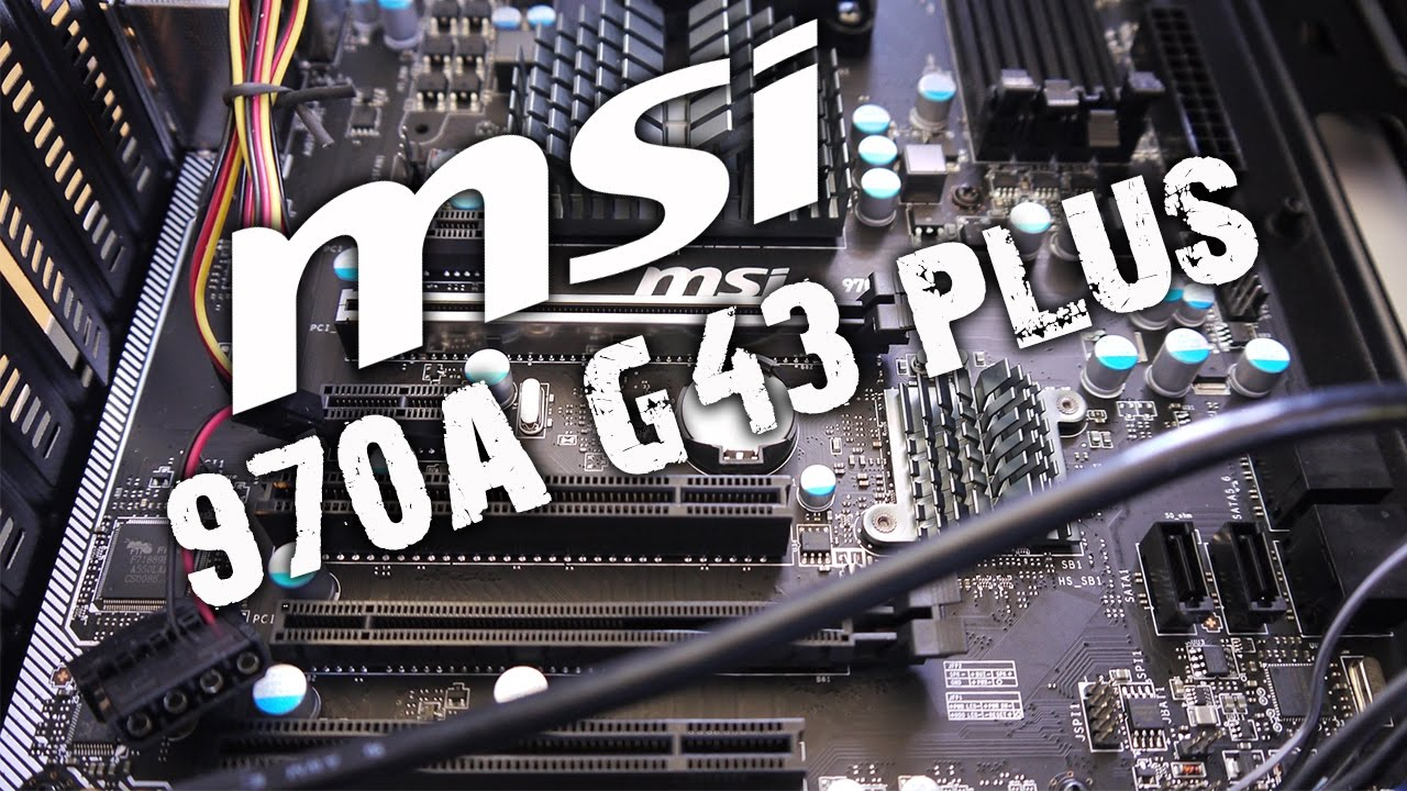 MSI 970A G43 Plus Motherboard - YouTube Msi Motherboard Wiring Diagram on usb flash drive wiring diagram, power supply wiring diagram, laptop wiring diagram, n1996 wiring diagram, ups wiring diagram, usb connection wiring diagram, hardware wiring diagram, keyboard wiring diagram, asus wiring diagram, usb 2.0 pinout diagram, asrock wiring diagram, ram wiring diagram, headset wiring diagram, 10 usb pin connection diagram, hard drive wiring diagram,