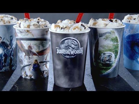 Jurassic World - Introducing the Dairy Queen Jurassic Smash Blizzard