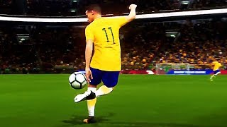 PES 2018 Gameplay Trailer (Gamescom 2017)