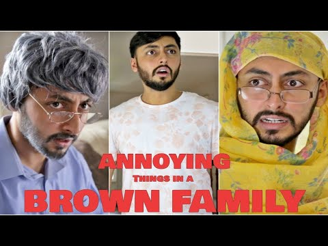 Annoying Things in a Brown Family 2