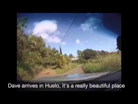 Underwater metal detecting/ Huelo Maui