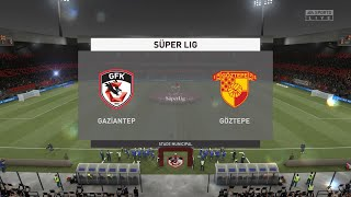 FIFA 21   Gaziantep vs Goztepe - Turkey Super Lig   08/02/2021   1080p 60FPS