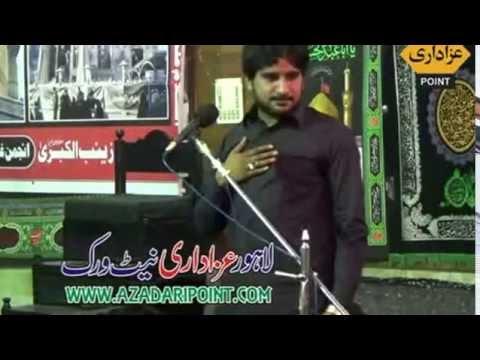 Zakir imran haider kazmi Majlis 25 March 2016 Narowal