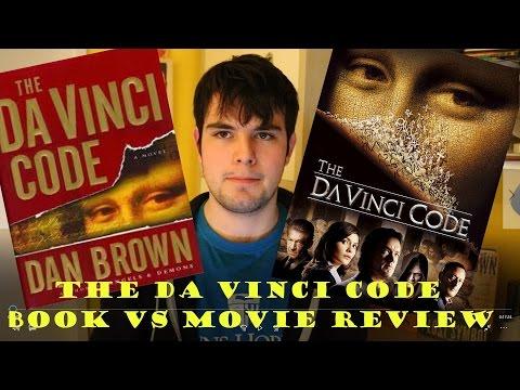The Da Vinci Code - Book vs Movie Review