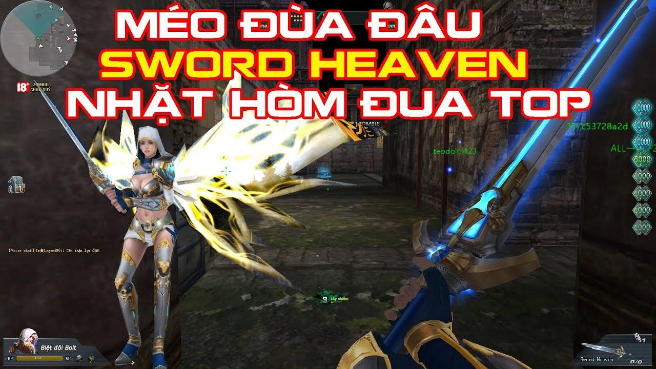 Bình Luận TK - Sword Heaven Nhặt Hòm Đua TOP Zombie - Truy Kích Showbiz