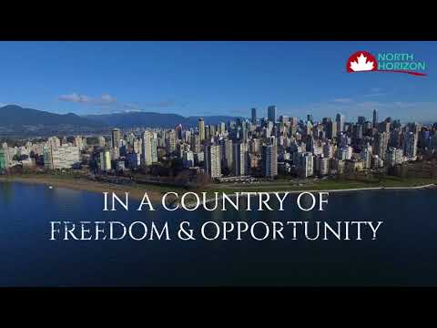 Immigrate to Canada with North Horizon Immigration 2019
