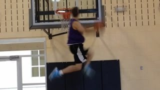 Jordan Kilganon Montreal Dunk Session! Raw Footage.